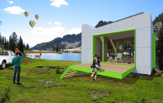 MOBI, the mobilemicro-house